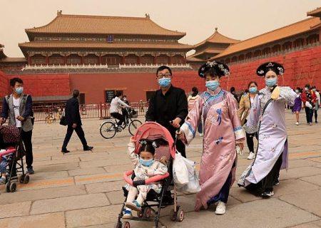 کاهش نرخ رشد جمعیت چین به پایینترین میزان در ۴۰ سال گذشته