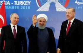 وبینار ایران و قدرت های شرقی در موسسه ایراس