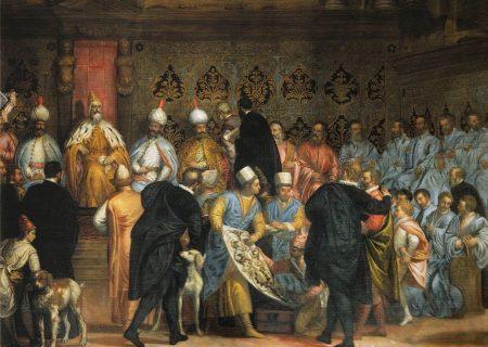 ارمنیانی که در عصو صفوی برای کسب اموال مسلمان می شدند