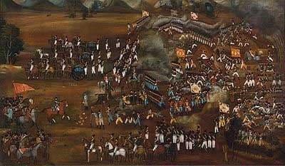پیروزی قاطع شاه عباس بر قوای عثمانی در نبرد ارومیه