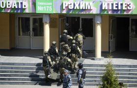 گزارشی از حادثه تیراندازی در مدرسه قازانِ روسیه
