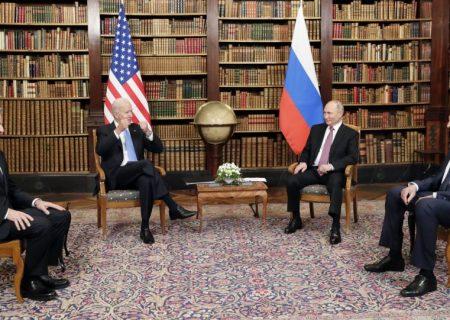 روسای جمهور امریکا و روسیه پس از ماهها جنگ لفظی با یکدیگر دیدار کردند