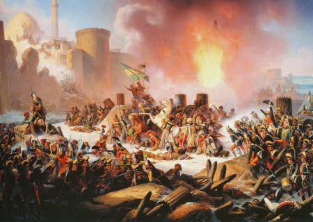 سامسون خان؛ سرباز روسی که به خدمت ارتش ایران درآمد