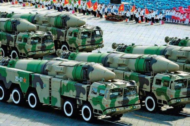 آیا زرادخانه هستهای چین به زودی از روسیه پیشی خواهد گرفت؟