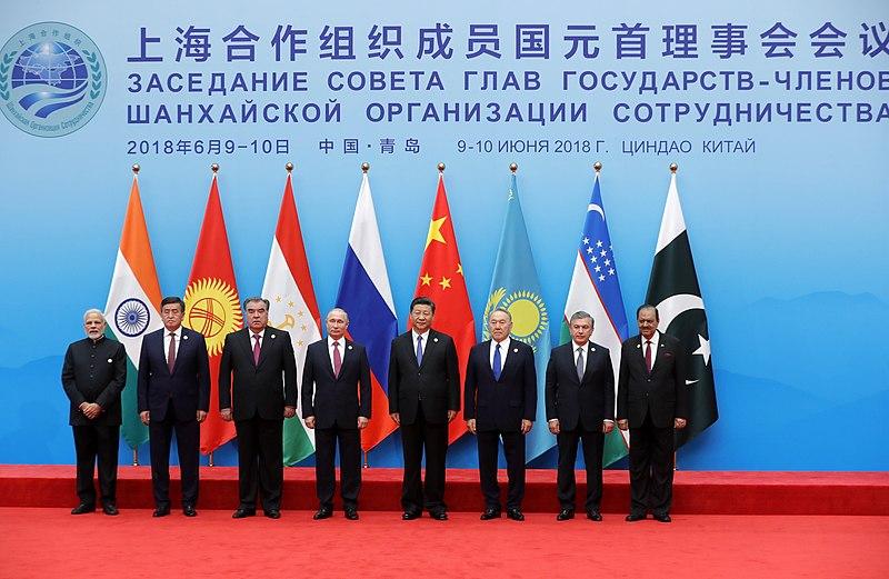 پیامدهای عضویت ایران در سازمان شانگهای