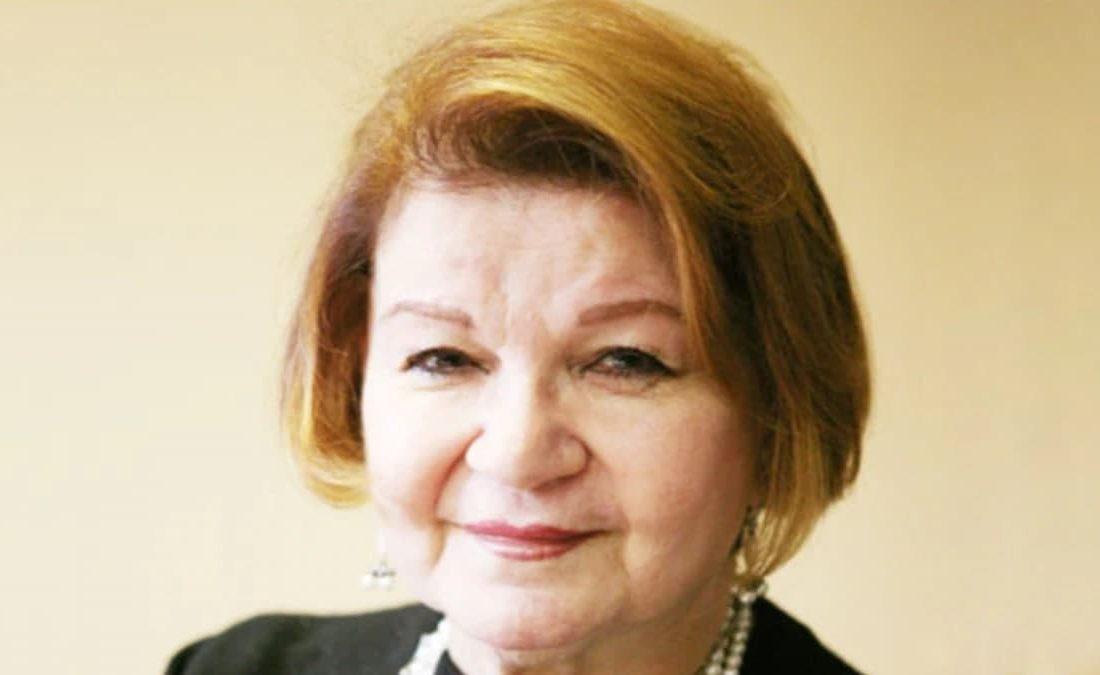 ژانت لازاریان؛ پژوهشگر و روزنامه نگار فعال ارمنی در تهران