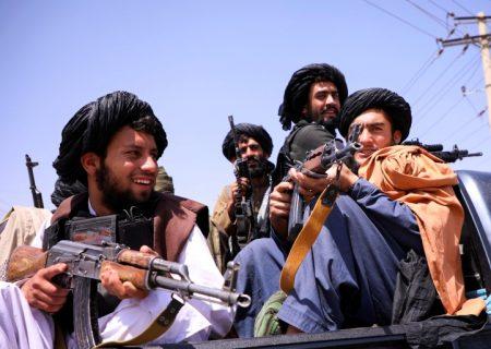 پیامدهای به قدرت رسیدن طالبان در افغانستان بر مناقشه ناگورنو- قره باغ