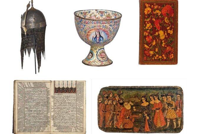 نمایشگاه آثار هنری ایران در مسکو افتتاح می شود