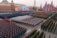 گزیده ای از رژه روز پیروزی در مسکو