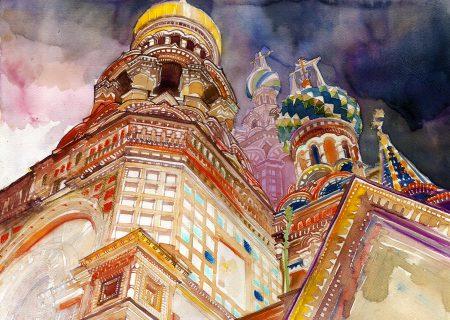 بررسی سیر تحولات نقاشی روسیه از قرن ۱۷ میلادی تاکنون