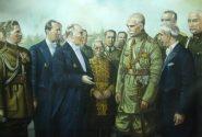 رضاشاه پهلوی در ترکیه