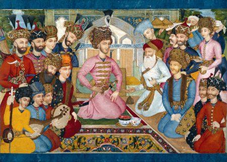 روابط حسنه شاه سلیمان با اقوام قفقاز برای جلوگیری از مزاحمت روسها