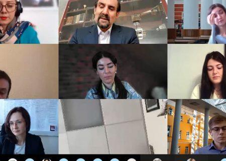 کنفرانس بینالمللی دانشجویی «روسیه و ایران: زمینههای جدید همکاری در قرن ۲۱»