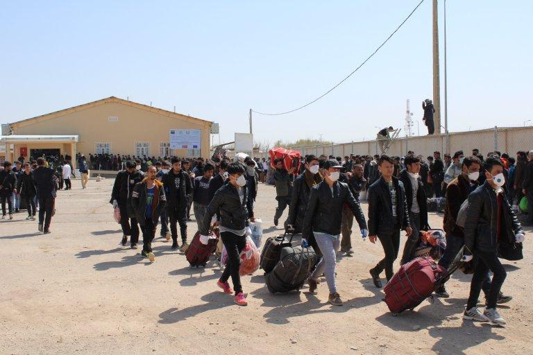 آغاز سومین دور از مهاجرت ها از افغانستان