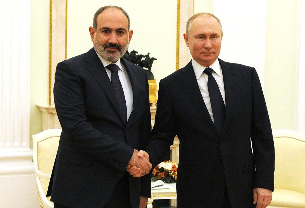 چرا روسیه در انتخابات ارمنستان جانبداری نمیکند؟