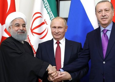 شکلگیری مدلی جدید از روابط خارجی اوراسیایی