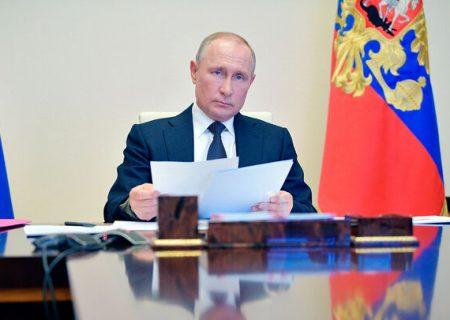 پوتین: اوکراین به پایگاه ضدروسی غرب تبدیل شده است