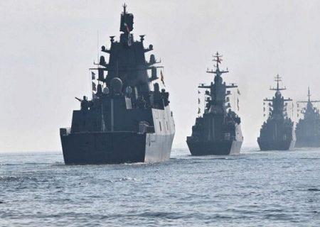 روسیه و نمایش قدرت در دریای سیاه
