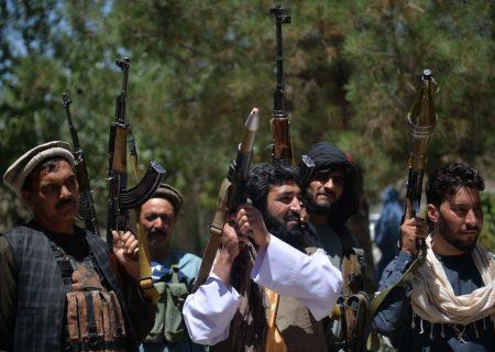 طالبان با پول آمریکا، در افغانستان پیش میرود