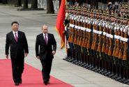 شراکت راهبردی روسیه و چین: از قارهای به دریایی
