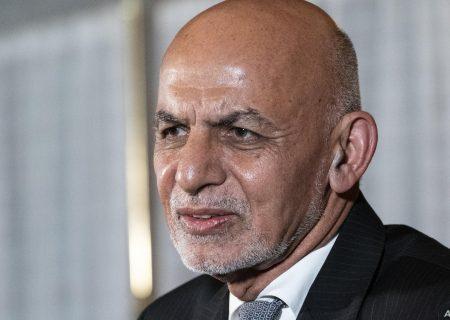 تبانی غنی با گروه حقانی و سقوط کابل