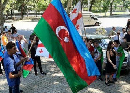موانع و منابع برنامه ادغام اقلیت آذری گرجستان