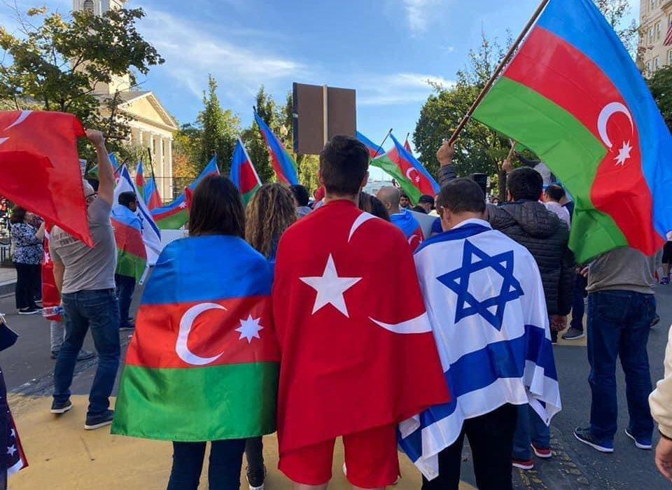 توسعه مناسبات جمهوری آذربایجان و اسرائیل:  دلایل و ملاحظاتی مستقل از نوع رویکرد ایران به ارمنستان و مناقشه قرهباغ
