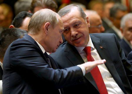 از دیدار پوتین و اردوغان در سوچی تا نمایش اقتدار ایران در مرزها