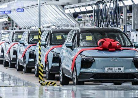 موج تولید خودروهای الکتریکی در چین